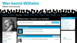 Wer kennt Wilhelm?